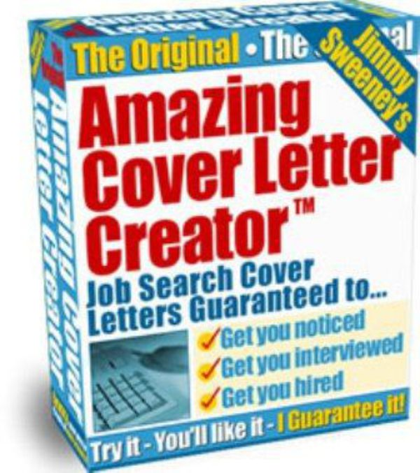 free resume cover letter creator