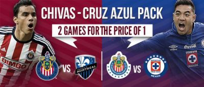 Chivas Guadalajara vs Cruz Azul