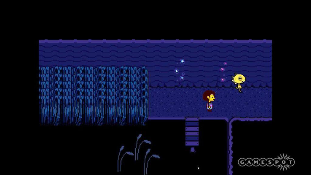 Gold 3d Wallpaper Undertale Pc Gameplay