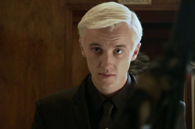 King Julian Hd Wallpaper Tom Felton Isn T Over Having White Hair For 10 Years And