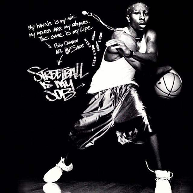 Wallpaper Of Soccer Quotes Quot Streetball Is My Job Quot Sizzman3 Hot Sauce And1