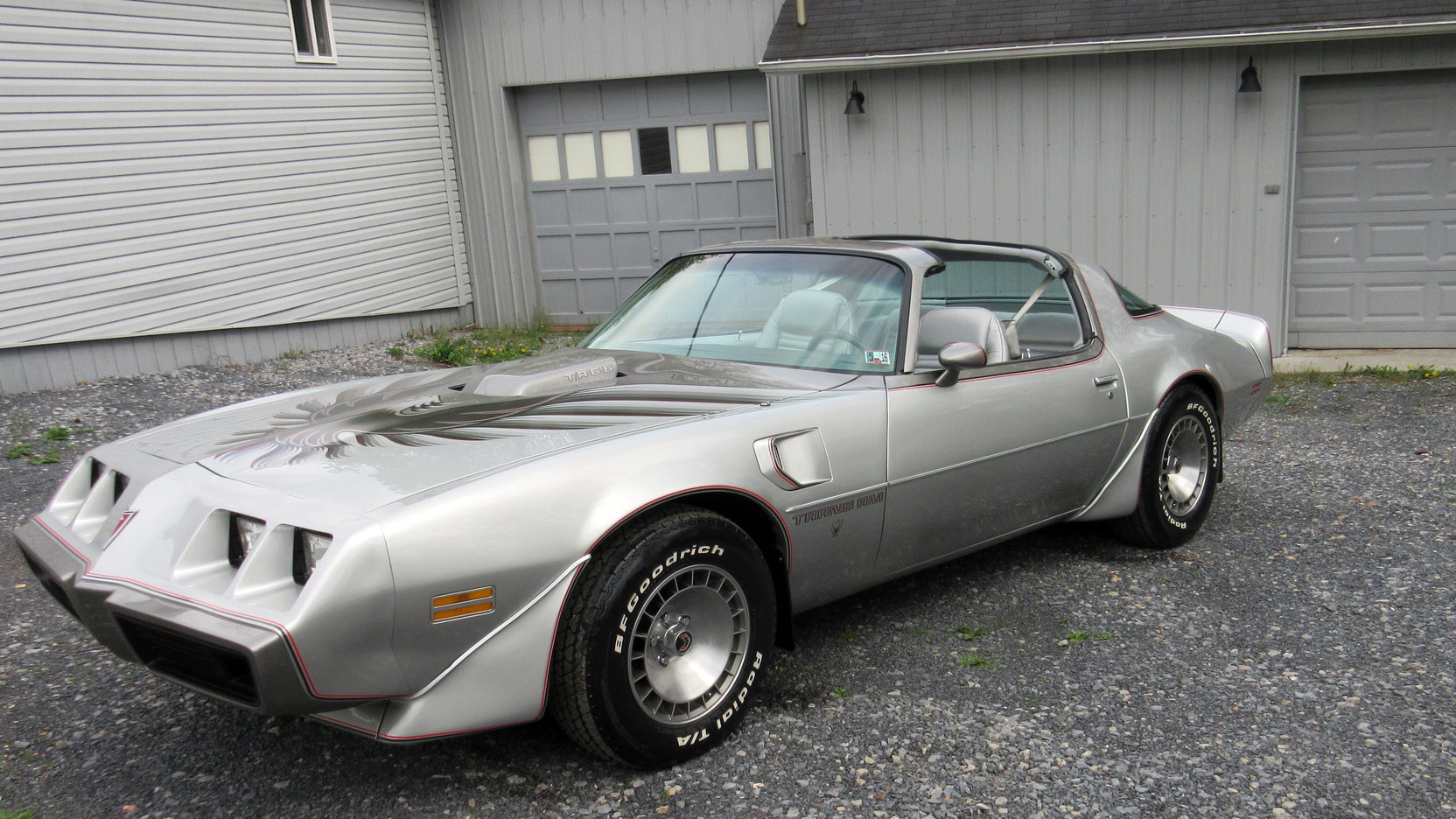 1979 Trans Am Picture 1979 Pontiac Trans Am Silver Anniversary S140 1 Chicago 2016