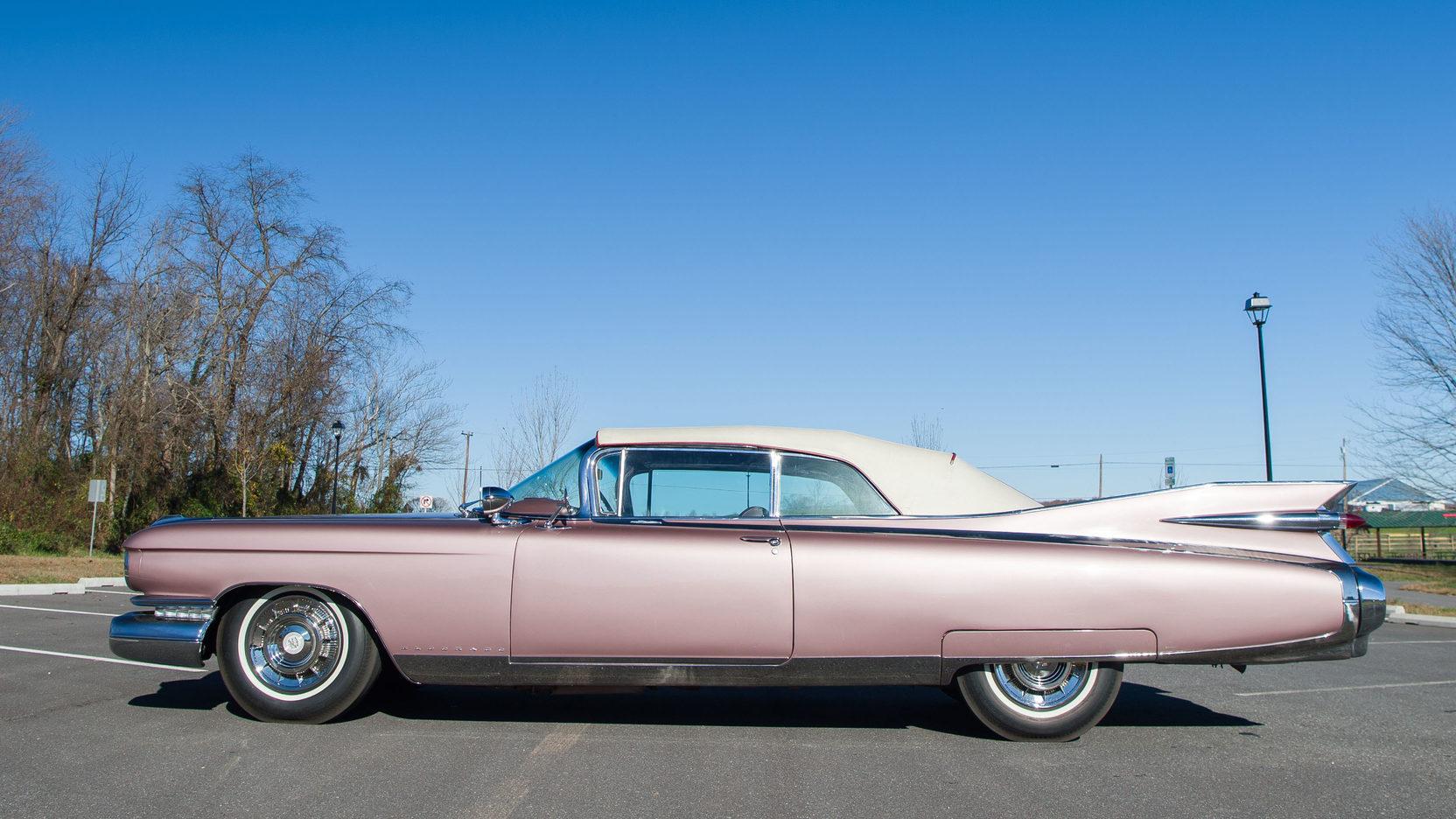 The Color Of The Wallpaper Quote 1959 Cadillac Eldorado Biarritz Convertible F126