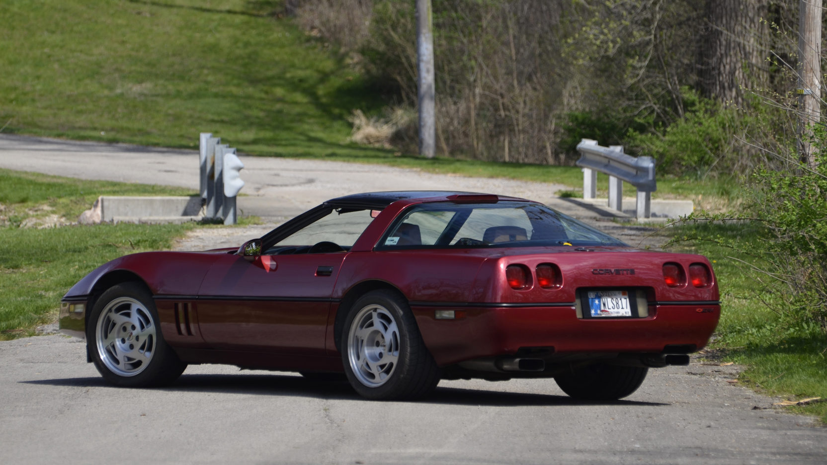 1990 Chevrolet Corvette Zr1 1990 Chevrolet Corvette Zr1 W143 Indy 2016