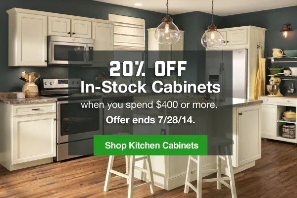 Lowes Give Your Kitchen Some Love 20 Off Cabinets Milled