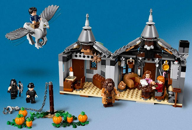 Vente Pieces Lego : De Nouveaux Sets Harry Potter - Momes.net