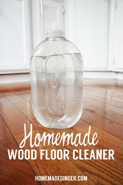 Do It Yourself Homemade Wood Floor Cleaner Money Saving