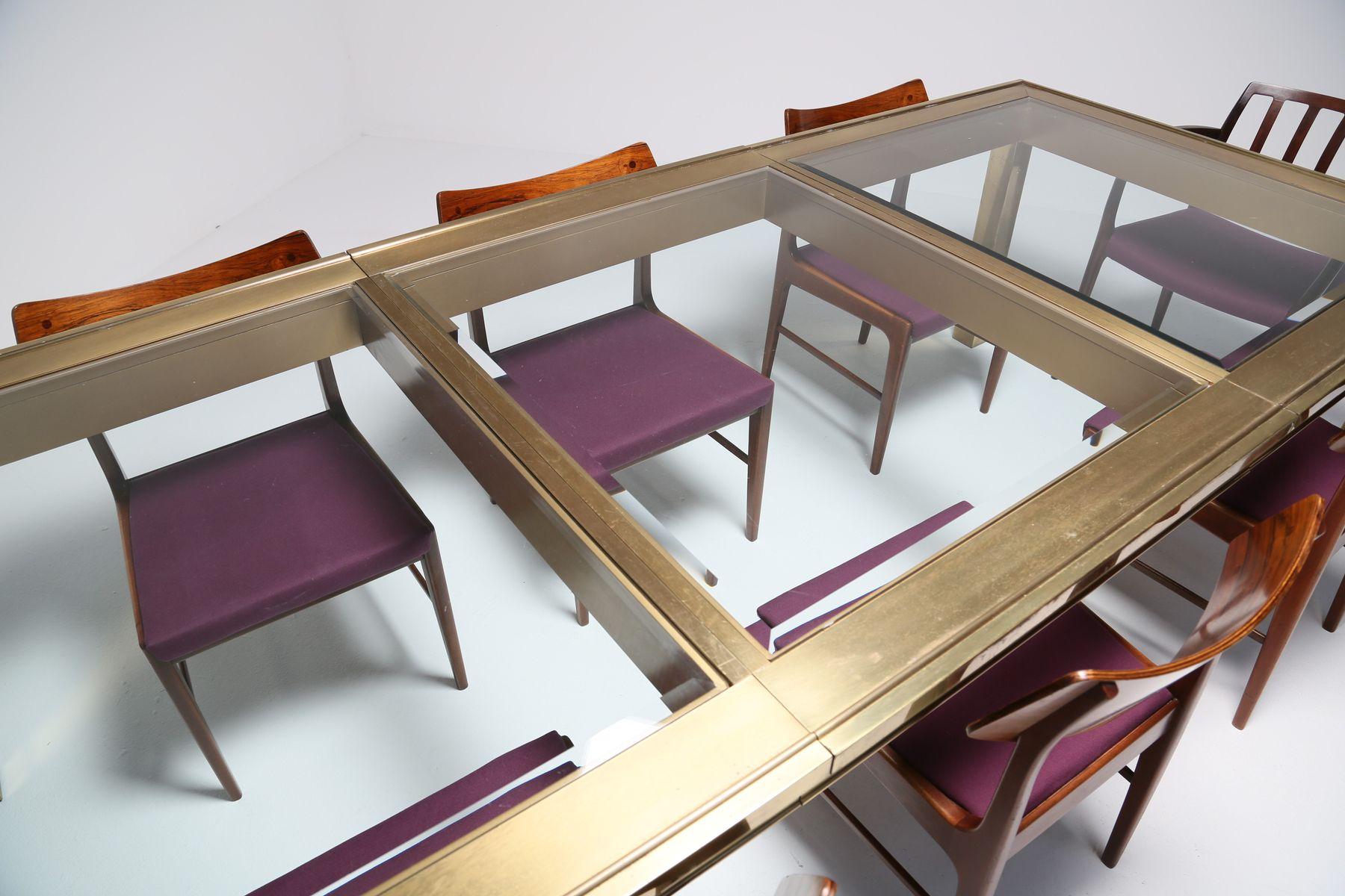 Mastercraft brass dining table - Mastercraft Brass Dining Table Brass Dining Table From Mastercraft 12 Download