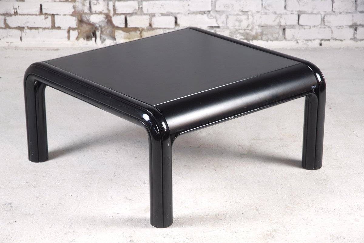 Table Basse Gae Aulenti Vintage Coffee Table By Gae Aulenti For Knoll For Sale At