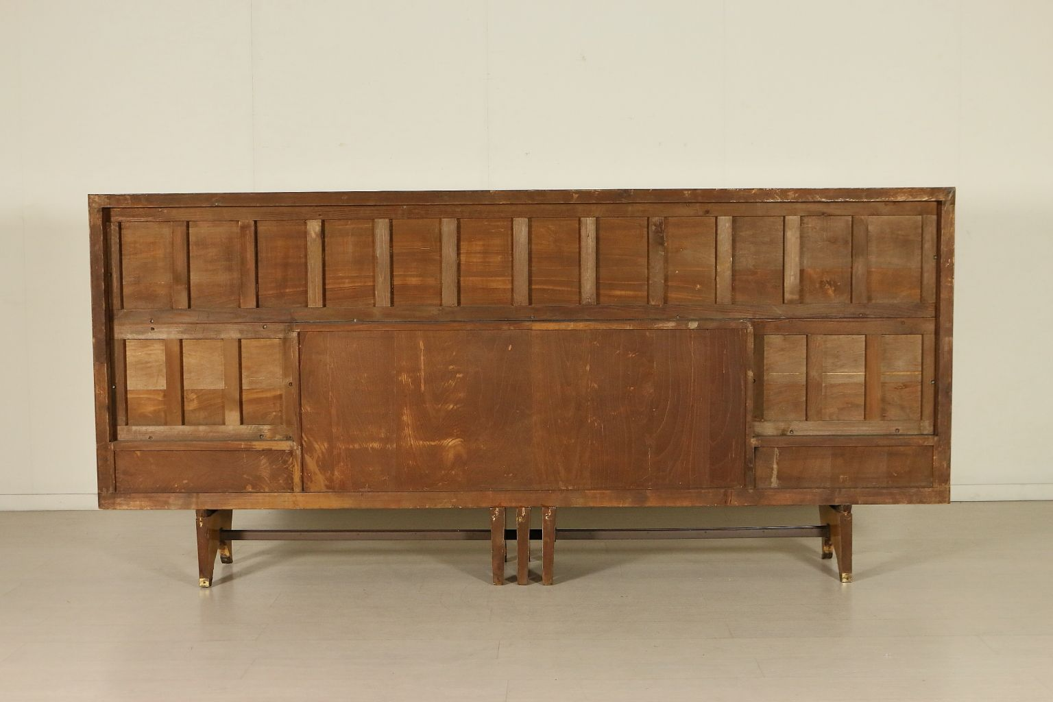 Vintage Sideboard Sliding Doors Vintage Italian Sideboard With Sliding Doors And Carved