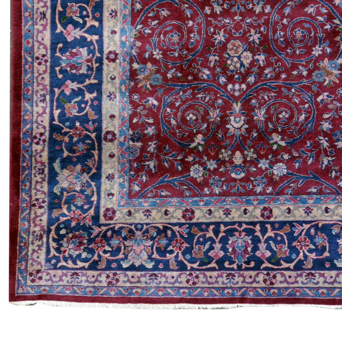 Antique Indian Agra Rug 1920s For Sale At Pamono