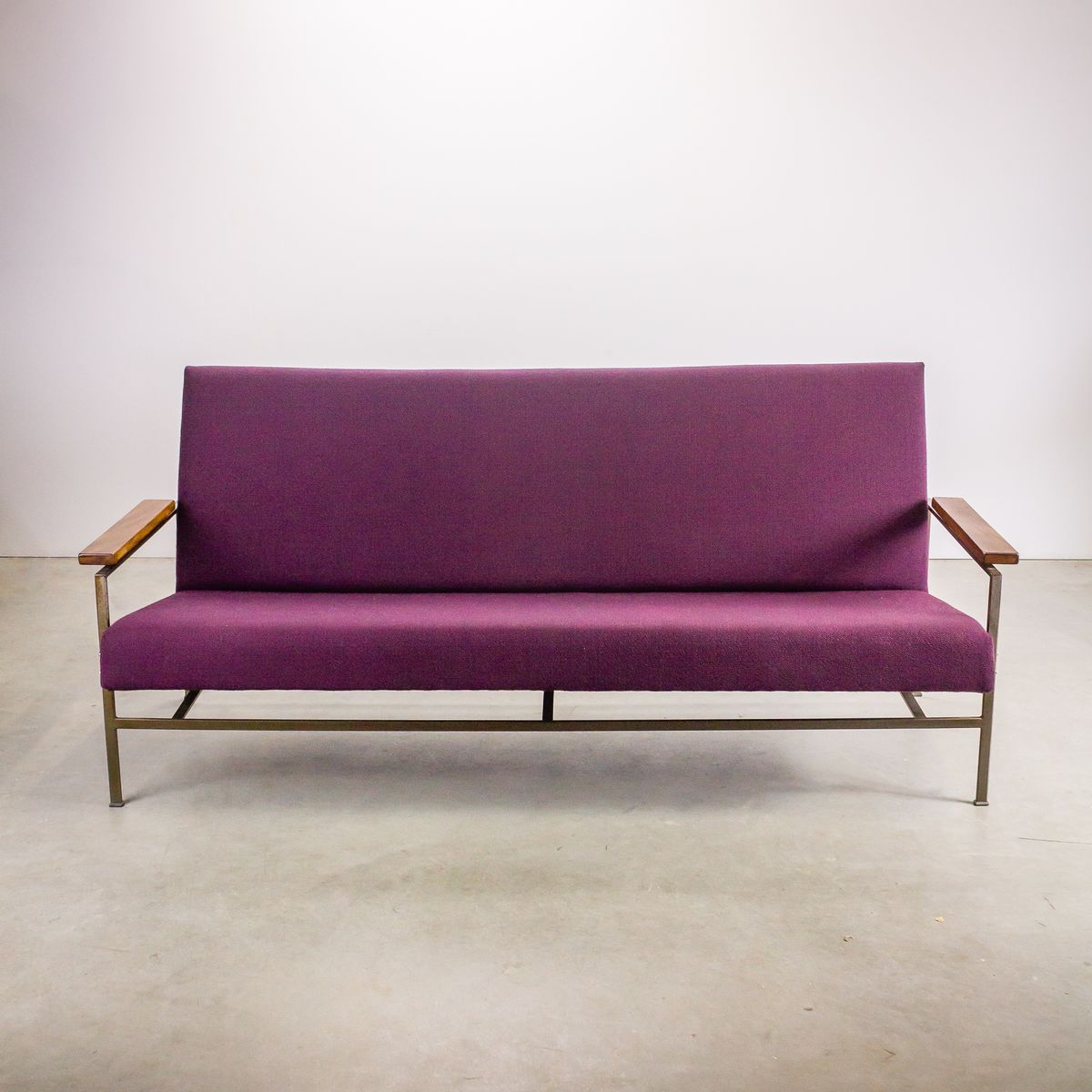 Sofa Dutch Dutch Purple Sofa By Rob Parry For Gelderland 1960s For Sale At