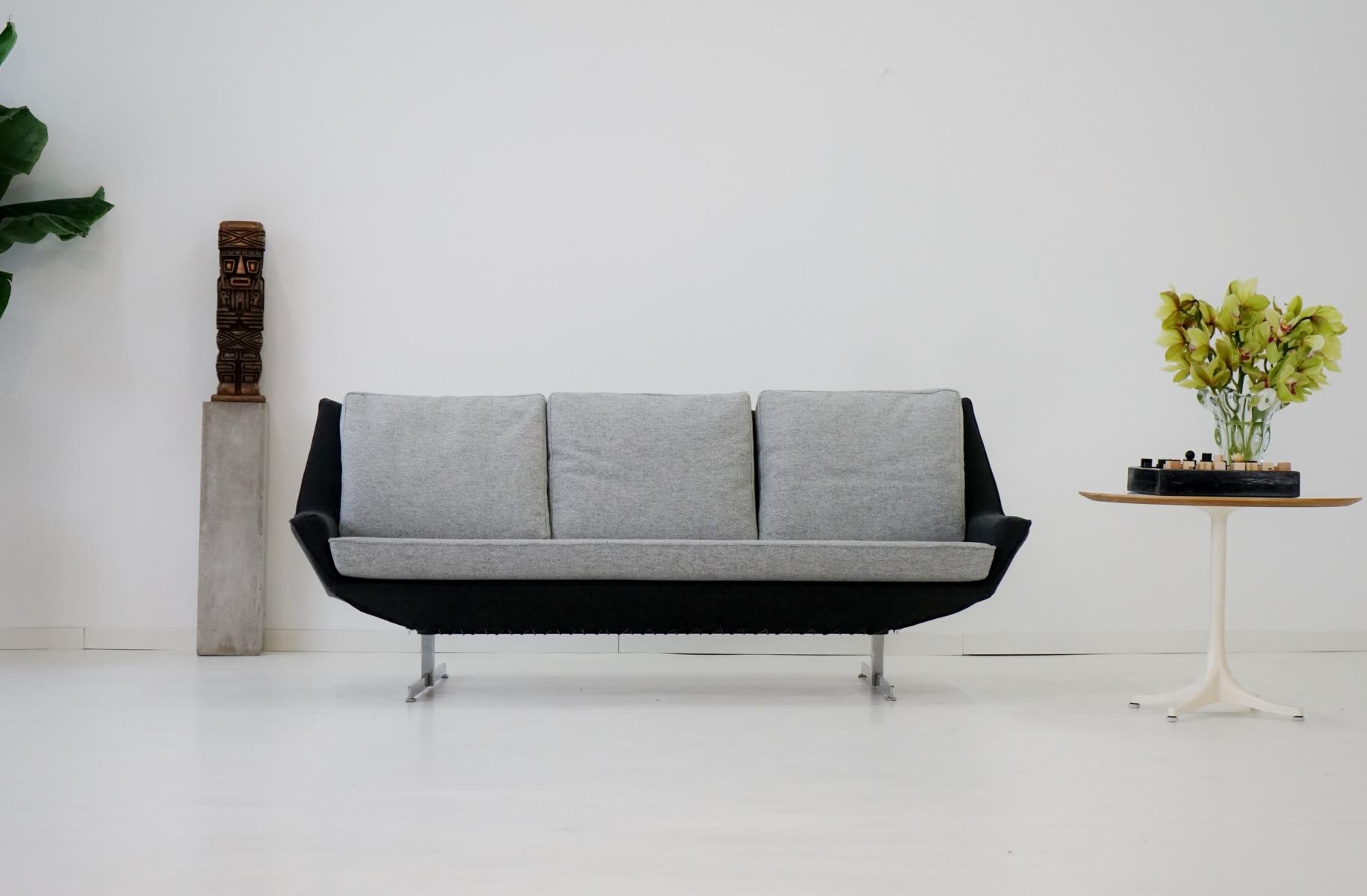 Canape Sofa Mid Century Canapé Sofa From Knoll For Sale At Pamono