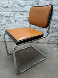 Cesca Chairs by Marcel Breuer for Gavina, 1960s, Set of 6 ...