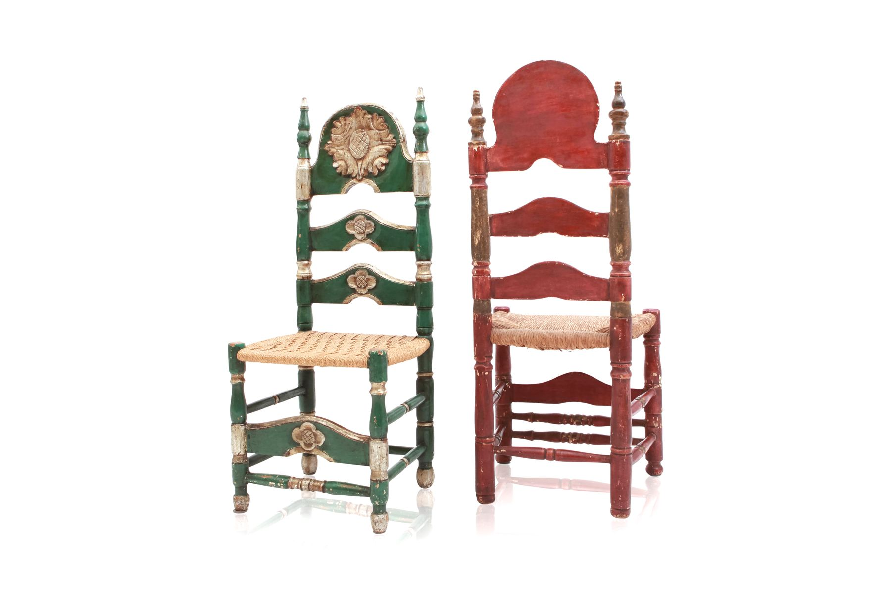 Tables greene s amish furniture part 2 - Tables Greene S Amish Furniture Part 2 Antique Spanish Green And Red Ceremonial Chairs Set Download