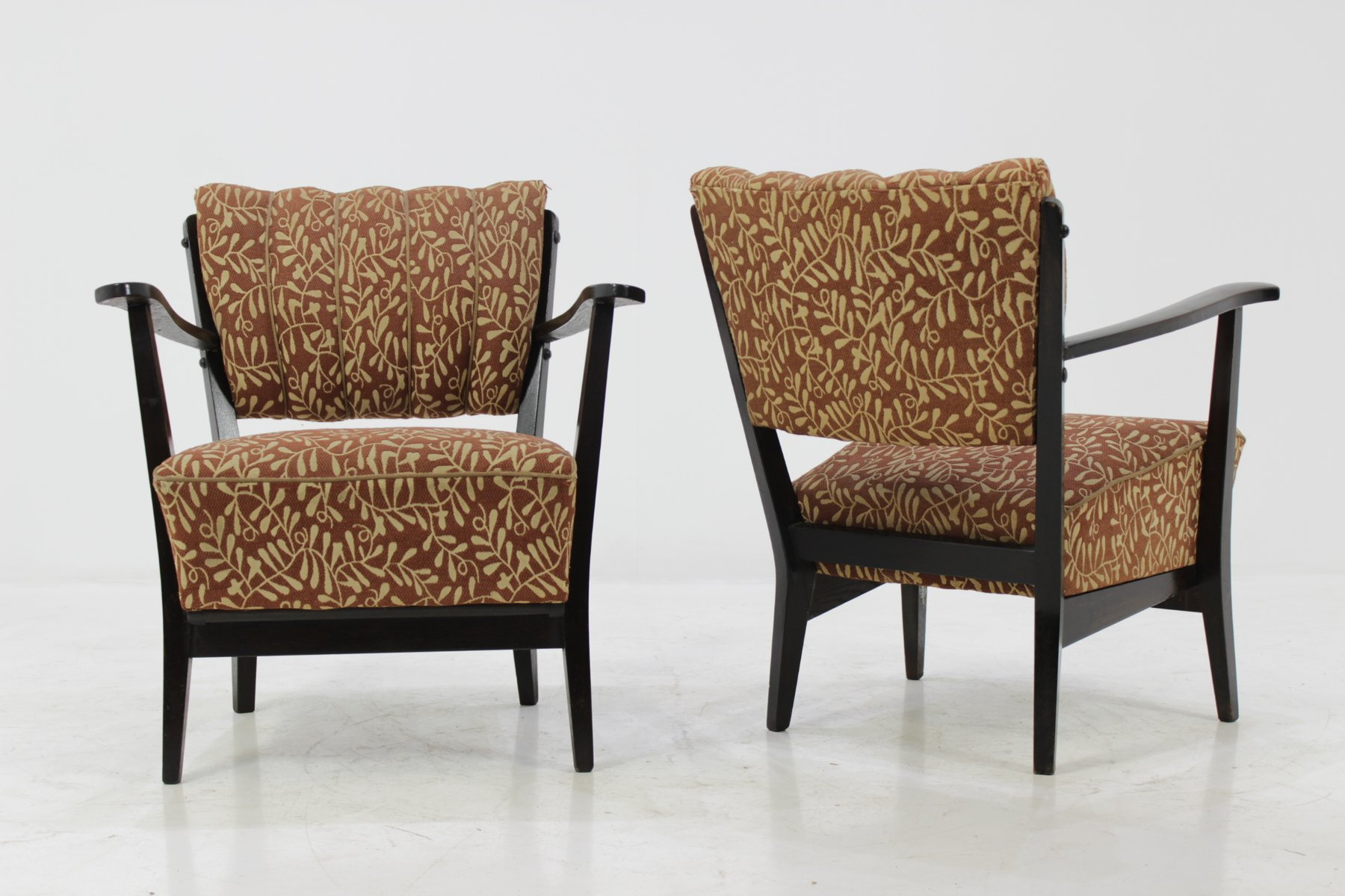 Bar En Résine Tressée Avec 6 Tabourets - Indiana 1950s Armchairs For Sale Intended For Motivate