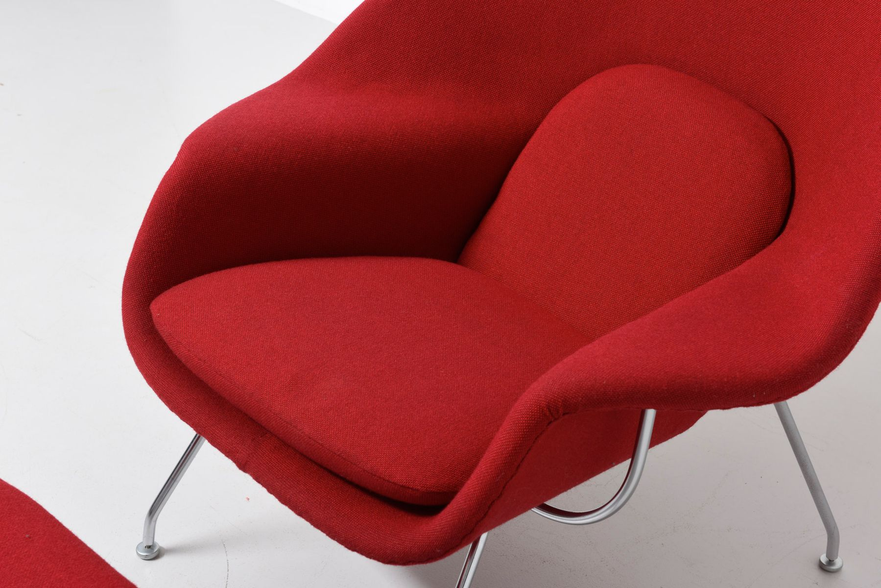 Knoll Womb Chair Preview 3d Model Knoll Womb Chair