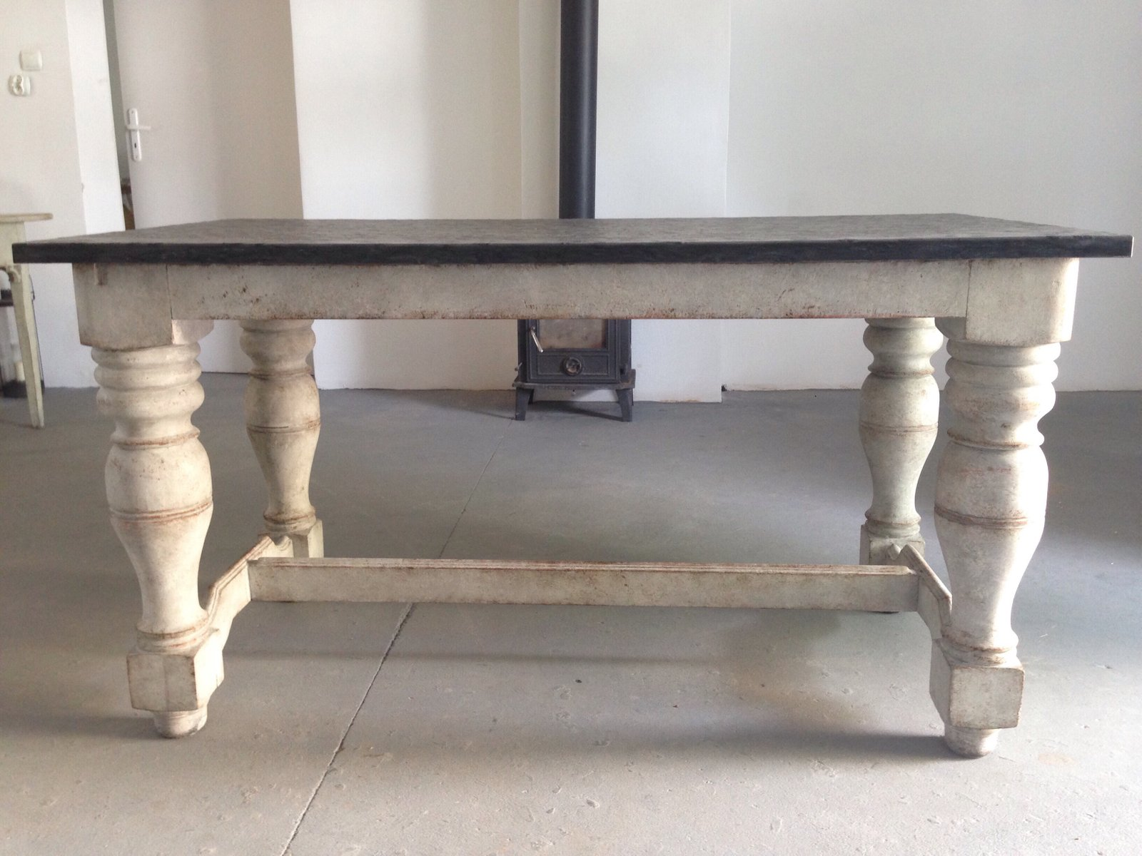 Granit Esstische Shop Swedish Table 1840s For Sale At Pamono