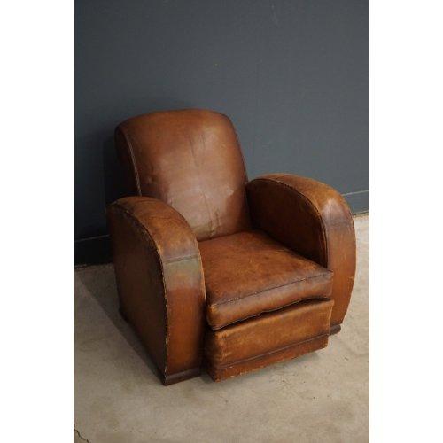 Medium Crop Of Leather Club Chairs