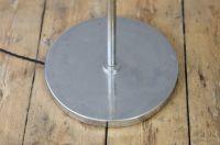 Mid-Century Danish Double-Headed Chrome Floor Lamp for ...