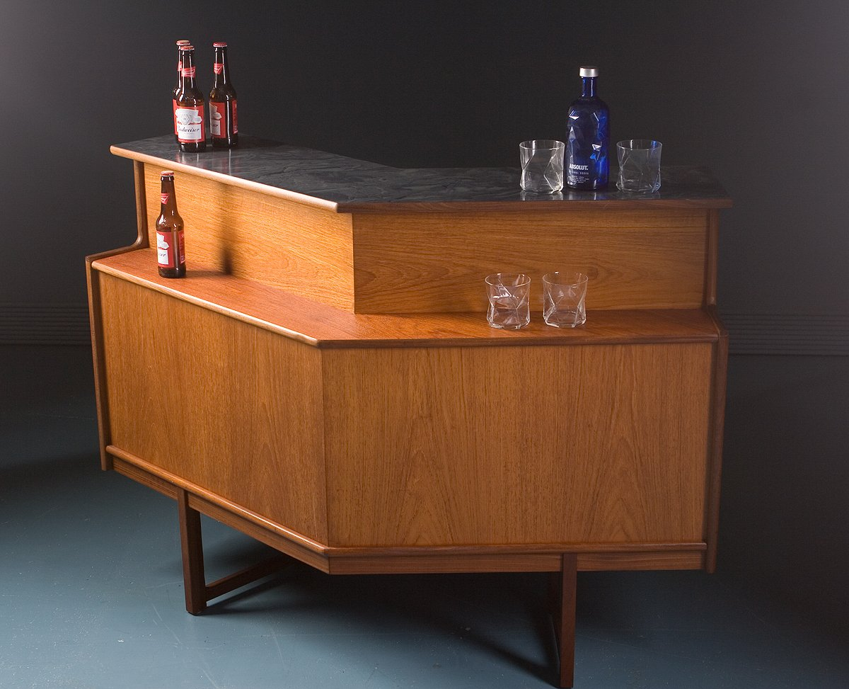 Kitchen Cabinets For Sale London Vintage Teak Cocktail Cabinet From Turnidge Of London For