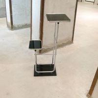 Bauhaus Metall & Glas Beistelltisch bei Pamono kaufen