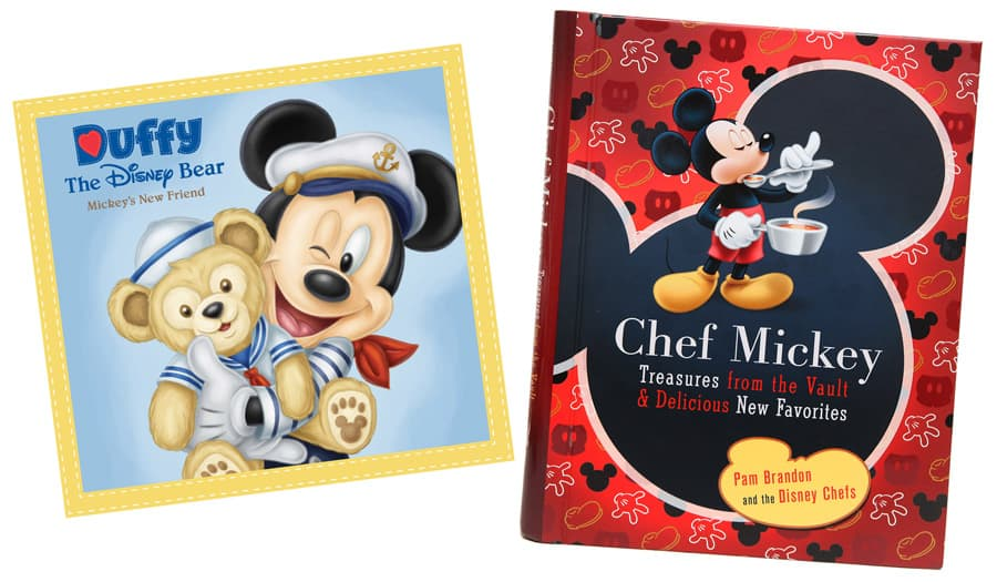 New Books for the Disney Library from Disney Parks Disney Parks Blog