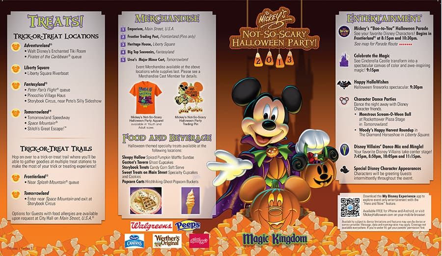 A Special Trick-or-Treat Experience Just For You at Walt Disney
