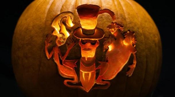 Halloween DIY Disney Pumpkin Carving Templates Disney Parks Blog