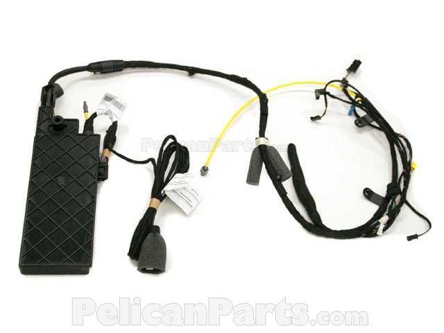 Trunk Lid Wiring Harness 2208203317 - Genuine Mercedes-Benz - 220