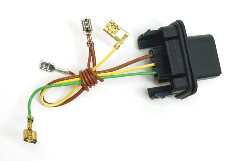 Headlight Wiring Harness 1C0971671 - Genuine VW/Audi - Volkswagen