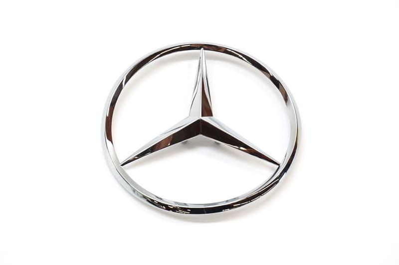 Trunk Star 2207580058 - Genuine Mercedes-Benz - 220-758-00-58