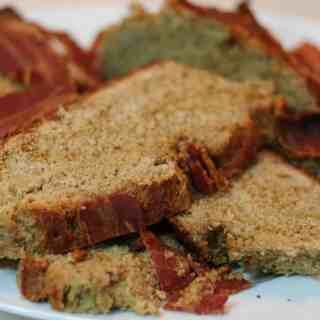 Bacon Irish Soda Bread (Soaked Method)