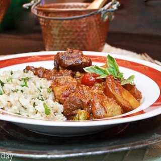 Beef Curry - Massaman Style