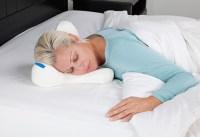 Stomach Sleeper Pillow @ Sharper Image