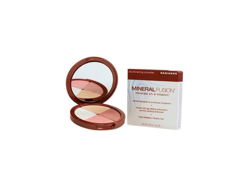 Mineral Fusion Illuminating Powder Radiance28 Ounce