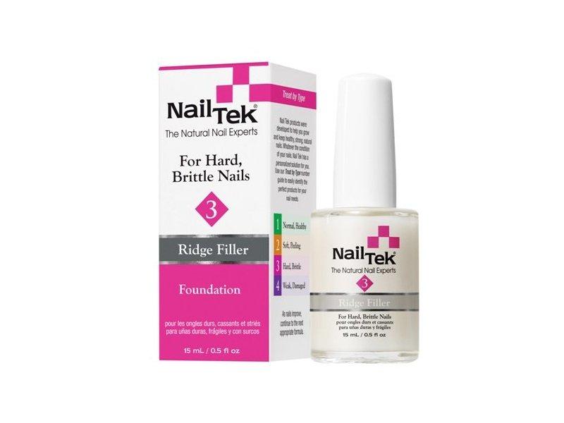 Nail Tek Foundation 3 Ridge Filler 05 Oz Ingredients And