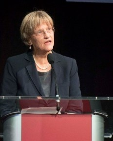 """""""These individuals are the embodiment of what I have come to think of as 'rigorous humanitarianism.' Rigorous: evidence-based, knowledge-based, research-based. And humanitarianism: compassion at work to improve the human condition, head and heart joined."""" -- Drew Gilpin Faust, President, Harvard University"""