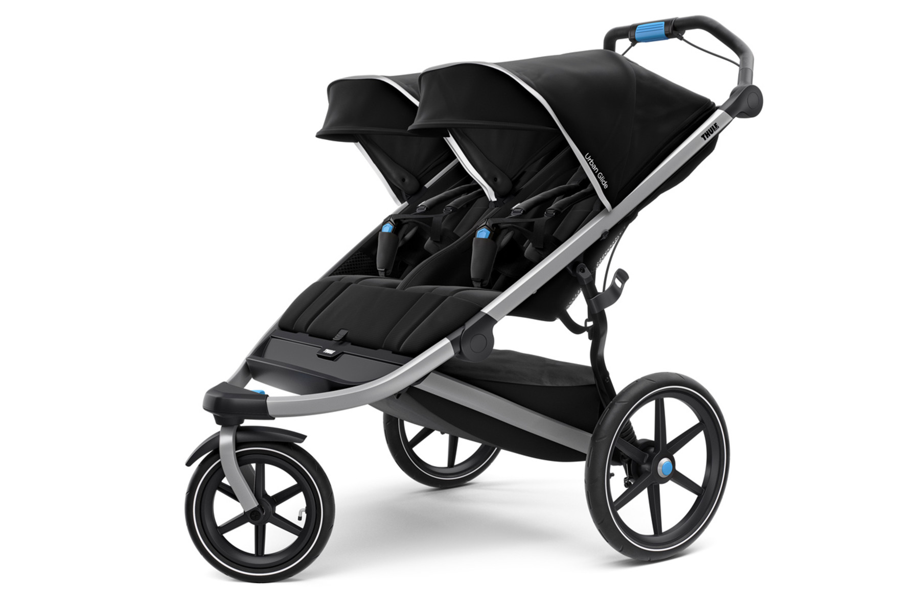 Black Buggy Days 2018 Thule Urban Glide 2 Double