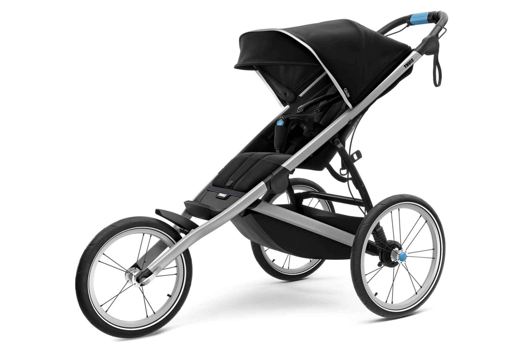 Jogging Stroller How To Use Thule Glide 2