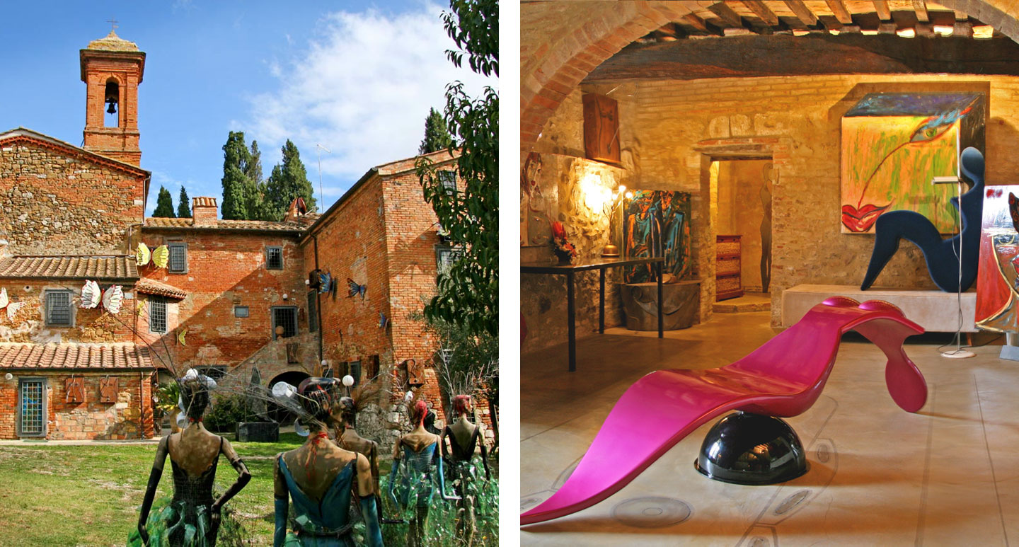 Arte Boutique Ibi Guide To Secret Tuscany Atlas Obscura The Agenda By Tablet Hotels