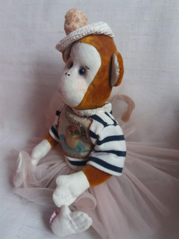 Rus Toy U Lulu By Roza Buzzanu | Teddy Bears On Tedsby