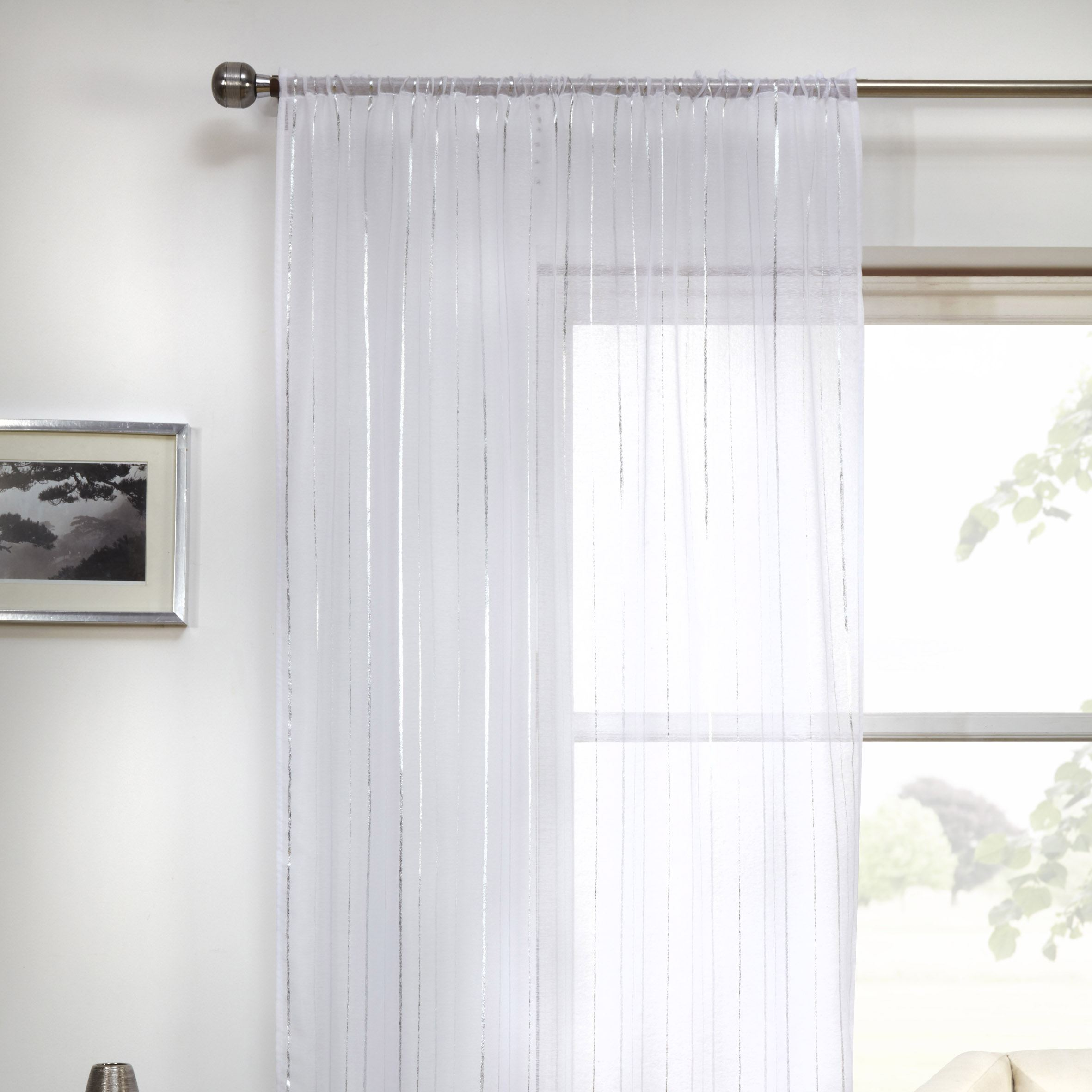 Ready Made Sheer Curtains Online Voile Panel Shop For Cheap Curtains And Blinds And Save Online