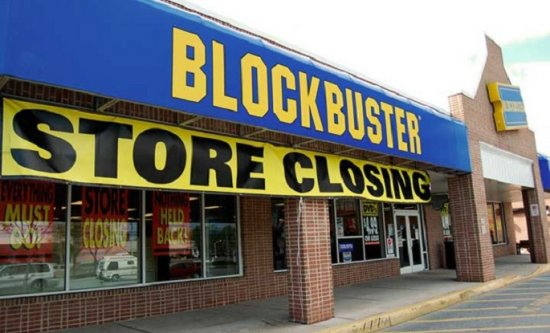 Farewell, Blockbuster Is there still a place for video stores