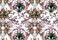 'Wallpaper pattern design 7 Edouard_Artus' by Edouard ...