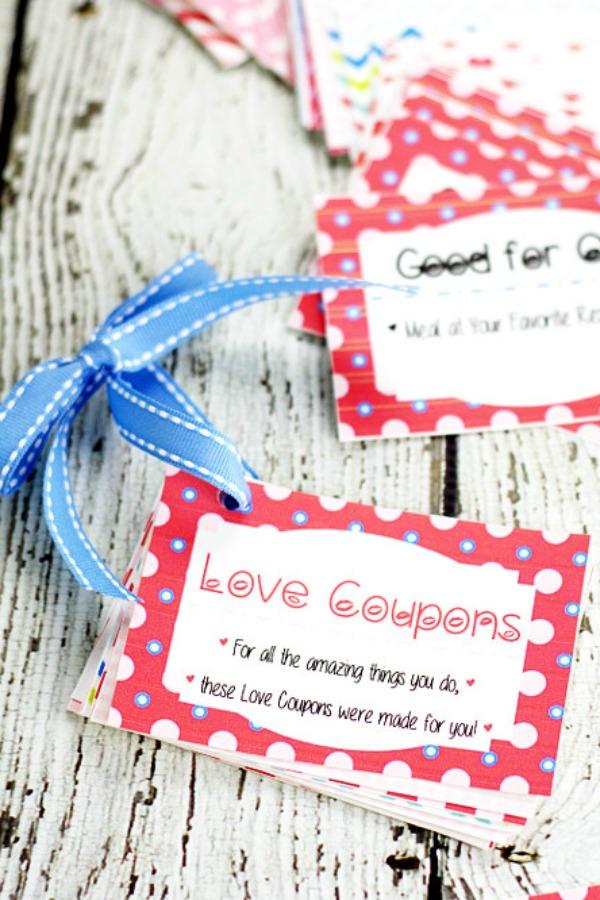 Printable Love Coupon Book The Gracious Wife