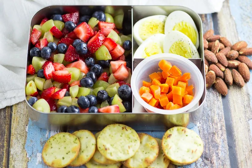 5 Ingredient Bento Box Lunches For Kids For A Week The