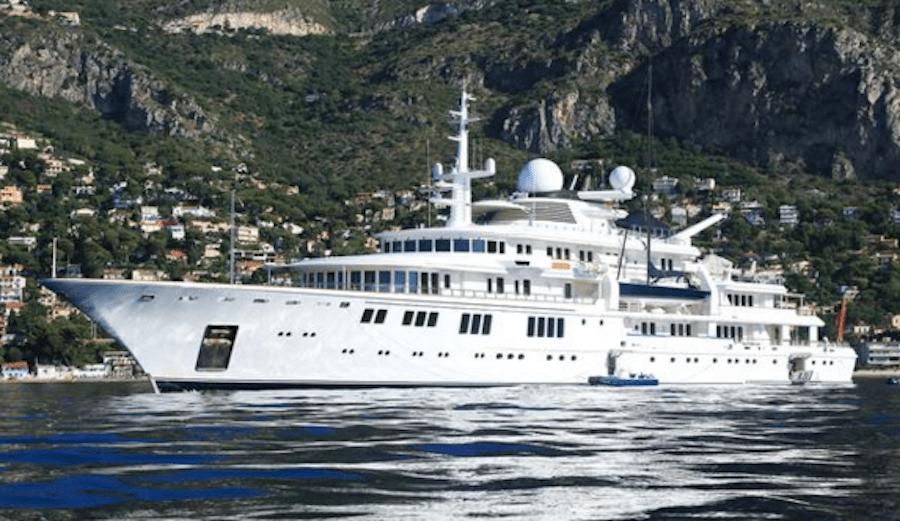 300 foot yacht