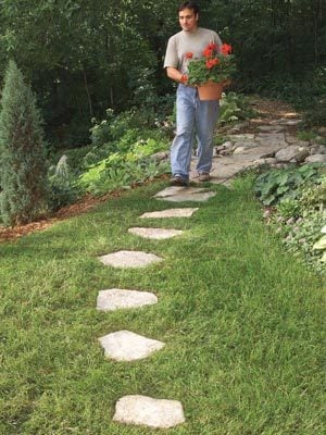 Five Easy Ways to Reduce Yard Work The Family Handyman