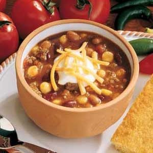 Mexican Bean Soup Recipe | Taste of Home